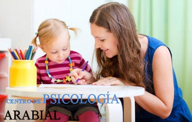 psicología infantil en Granada